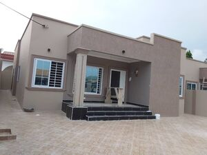 Executive 3 Bedroom House For Sale In Accra Spintex Road, Ne