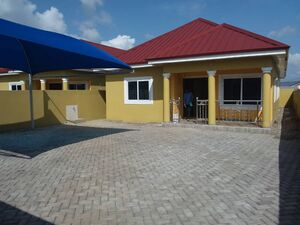 Executive 3 Bedroom House For Sale @ Tema C 18 Road,