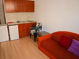 Low - priced furnished studio for sale near Sunny Beach,Bulg