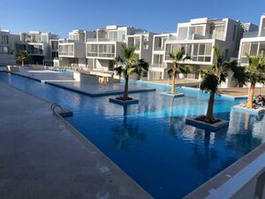 2 bedroom apartment is located in Sholan, El Gouna