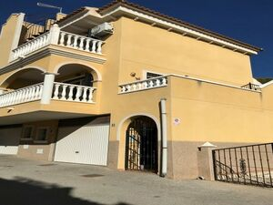 Two bedroom end townhouse on Montemar, Algorfa