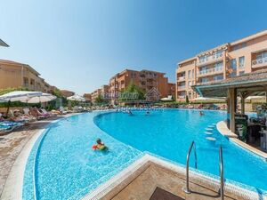 Bright and Sunny furnished studio apartment SUNNY BEACH
