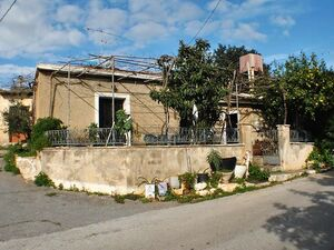 Substantial Old Habitable House. Rural Location - East Cret