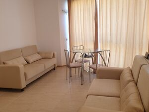 BARGAIN! 1 bedroom apartment in Nessebar, No maintenance fee
