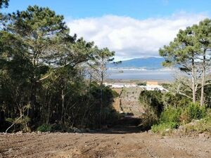 3,438.43m2 Land, amazing views of sea, mountain and islands