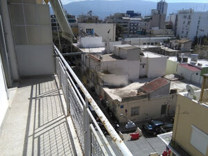 Residential building in the center of Athens