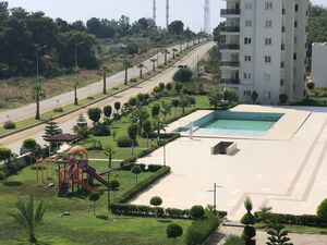 FURNİSHED APARTMENT WİTH SEA VİEW
