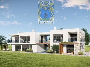 New luxury apartments for sale 600 m from sea