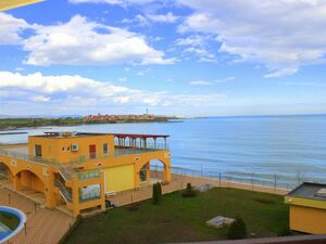 First line on the sea! Spacious studio in Midia Grand Resort