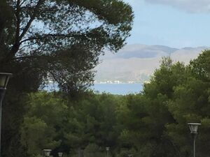 Seaview Plot with construction license in Bonaire Alcudia, M