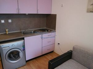 Stylishly furnished studio apartment for sale Sunny Beach