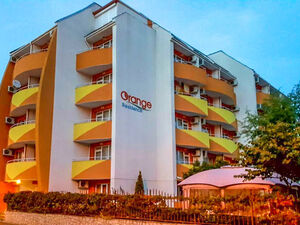 Studio, 35 sq.m., in the central part of Sunny beach