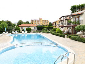 1 BED sea view apartment in St. Vlas resort, excellent price