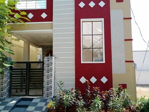 2Bhk Independent House New Construction Available Near Ecil