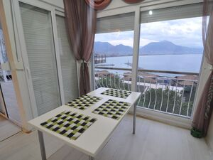 READY TO MOVE İN WITH  PANORAMIC VIEW OF  SEA