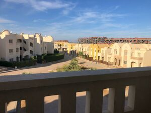 2 BDR. APARTMENT with balcony in Hurghada-Makadi, Egypt