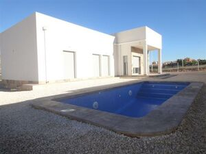 ID4176 Country House 3 Bed Hondon Valley Costa Blanca