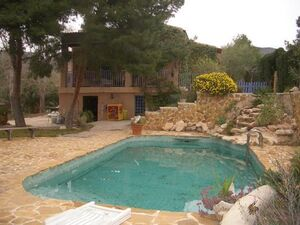 ID4145 Country House 3 bed near Crevillente, Costa Blanca