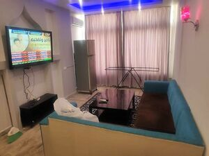 Furnished 1 BDR. APARTMENT with Balcony Hurghada-EGYPT