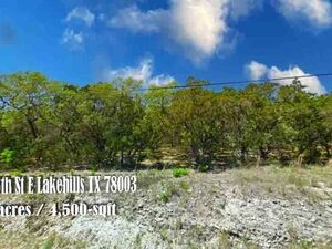 Country Living at It's Best - Lakehills TX 78003