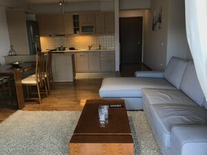 A newly built apartment for sale in Glyfada