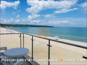 Fully furnished apartment in high end beach and SPA complex