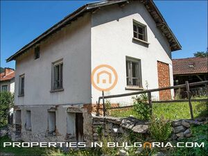 Attractive mountain location, rural housе with building land