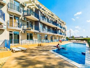 Stylish one bedroom apartment for sale close to Sunny Beach
