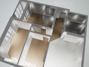 Luxury 3-room apartments in the middle of Kyiv