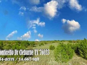 A Perfect Piece of Paradise - Cleburne TX 76033