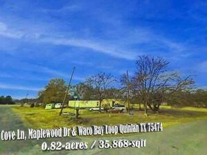 A Great place to Live and Play - Quinlan TX 75474