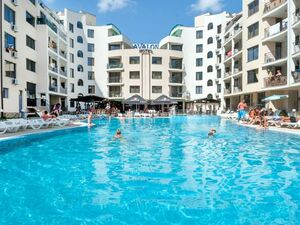 Furnished studio apartment in Avalon****, Sunny beach