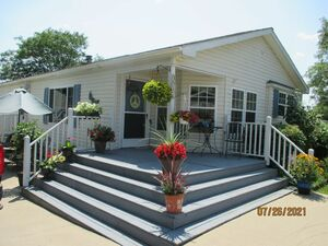 Beautiful 2 beds 2 bath house for sale in Macomb