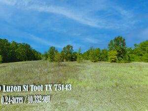 Wooded Lot in Paradise Bay!