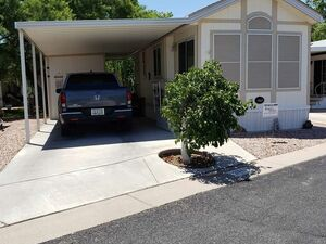 Beautiful 1 bed 1 bath house for sale in Apache Junction