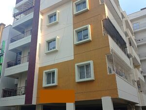 Mother Residency 3 BHK apartment for sale