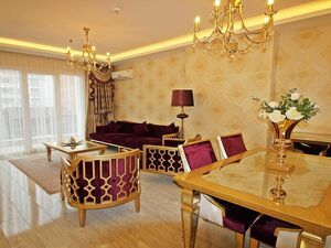 HIGH END 2+1 APARTMENT IN 5 STAR HOTEL RESIDENCE