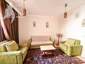 Furnished 1 bedroom apartment in El Kawther