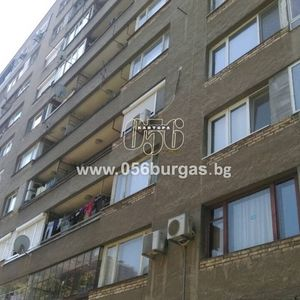 Two-bedroom apartment for sale in the center of Burgas