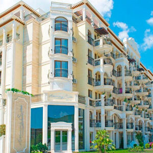 Cozy Furnished 1-bedroom apartment in Harmony Suites 10