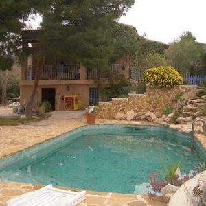 ID4145 Country Villa 3 bed Crevillente, Costa Blanca