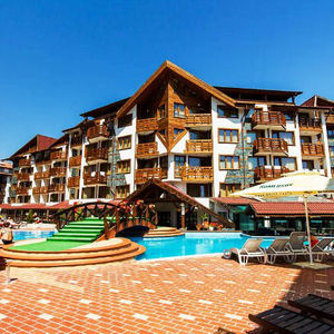 1-bedroom apartment in Belvedere Holiday Club Bansko