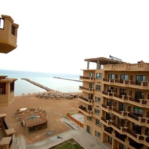 Sea & Pool View 1Bedroom Apartment in Hurghada Red-Sea EGYPT