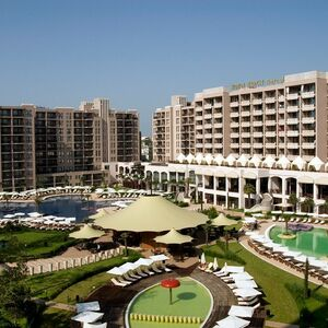 Sea view 1-Bedroom apartment in Royal Beach Barcelo