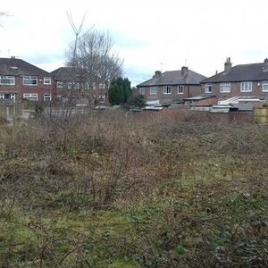 Land for sale with planning permission for 4 detached houses