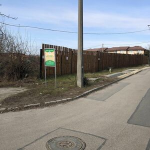 Building area is for sale in Hungary