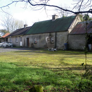 Co.Tipperary  Old Style Farmhouse with outhbuildings on 1.54
