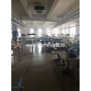 For rent! Warehouse with office space, Oradea, Romania A1259