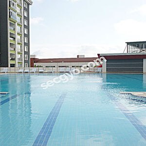 2+1 Luxury apartment with sea view for sale in Istanbul