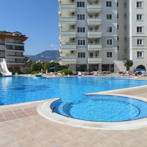 Turkey-Alanya penthouse with sea- and mountain view